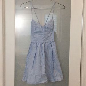 Light Blue Summer Dress